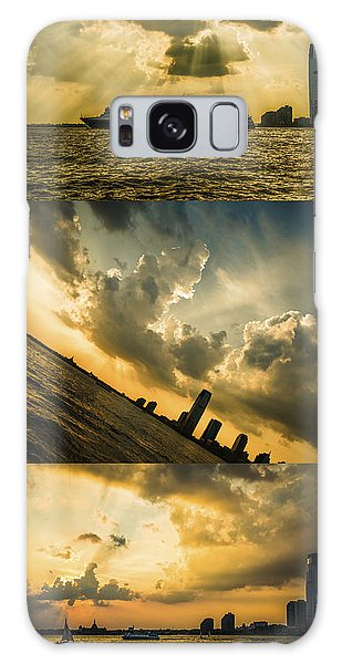 Sunset Trilogy Galaxy Case