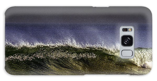 Sunset Wave Galaxy Case