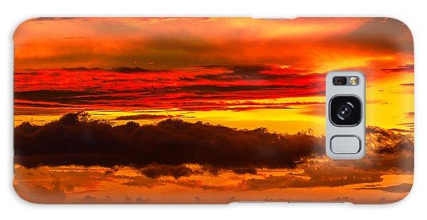Sunset Wow2 Galaxy Case