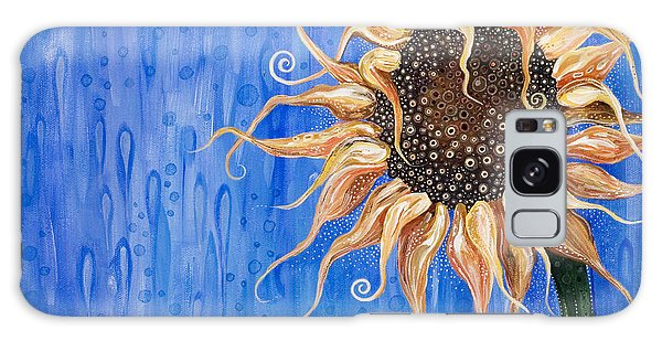 Sunshine After The Rain Galaxy Case by Tanielle Childers