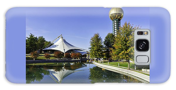 Sunsphere In The Fall Galaxy Case