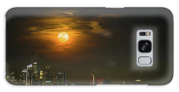 Los Angeles Galaxy Case - Super Blue Bloody Moon by Eunice Kim