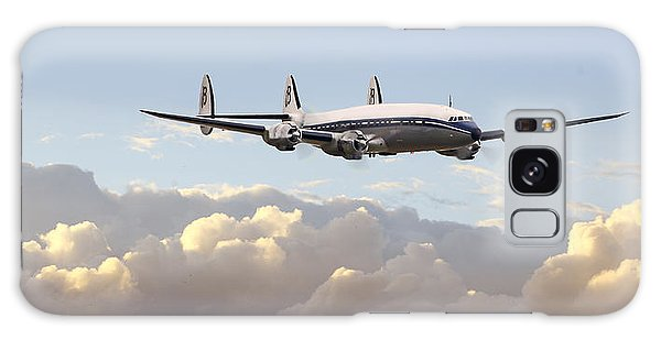 Super Constellation - End Of An Era Galaxy Case