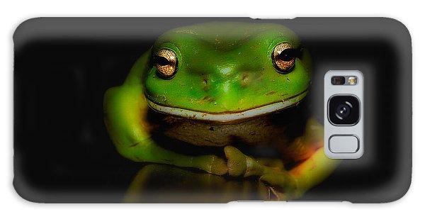 Super Frog 01 Galaxy Case