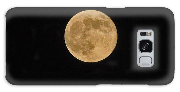 Super Moon 8 10 14 Galaxy Case