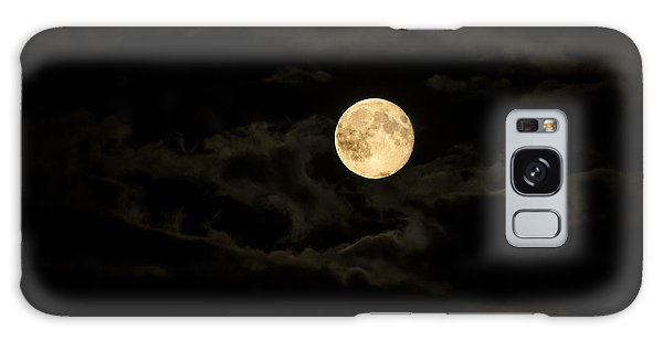 Super Moon Galaxy Case by Spikey Mouse Photography