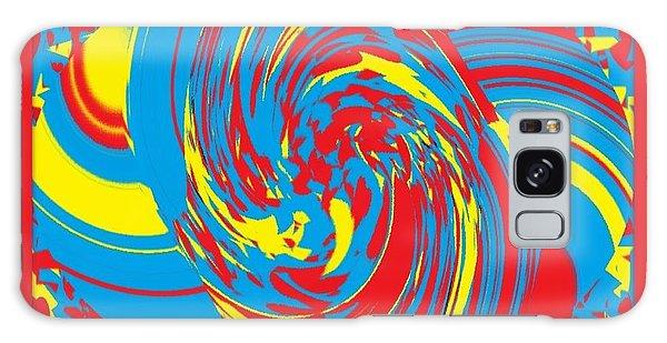 Super Swirl Galaxy Case by Catherine Lott