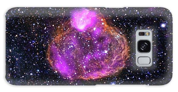 University Of Michigan Galaxy S8 Case - Superbubble Dem L50 by Nasa