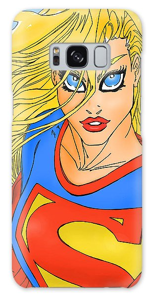The Avengers Galaxy Case - Supergirl by Mark Rogan