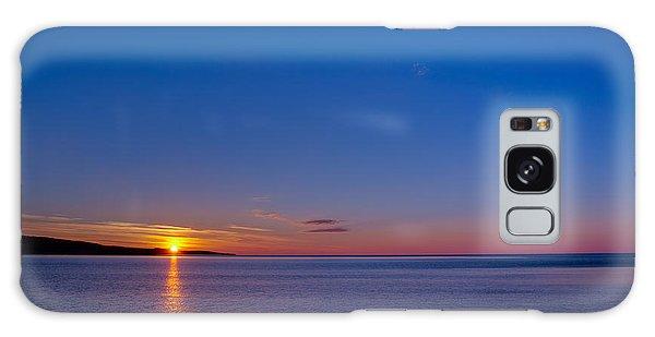 Superior Sunrise Galaxy Case