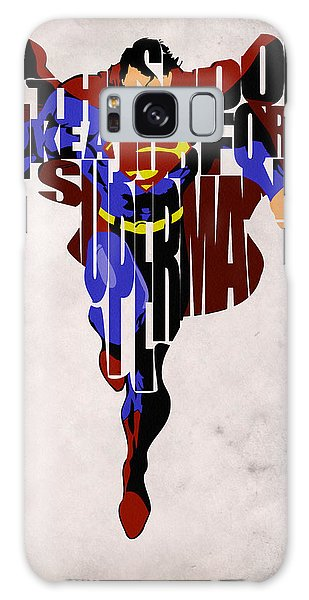 Superman - Man Of Steel Galaxy Case