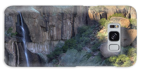 Superstition Falls Galaxy Case