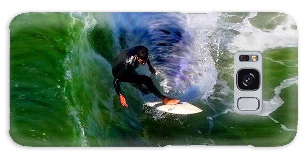 Surf 4 Shoot The Pier Galaxy Case