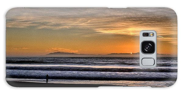 Surf Fishing Galaxy Case