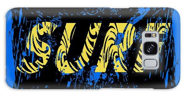 Board Galaxy Case - Surf Typography, T-shirt Graphics by Lakoka