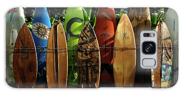 Turtle Galaxy Case - Surfboard Fence 4 by Bob Christopher