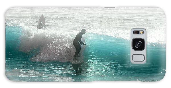 Surfing Usa Galaxy Case