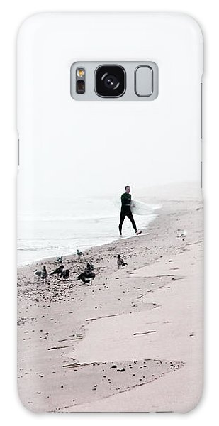 Surfing Where The Ocean Meets The Sky Galaxy Case