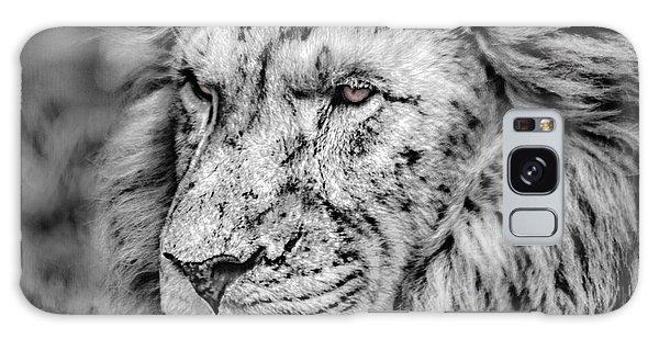 Surreal Lion Galaxy Case