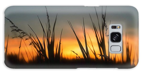 Surreal Sunset Galaxy Case by Nikki McInnes