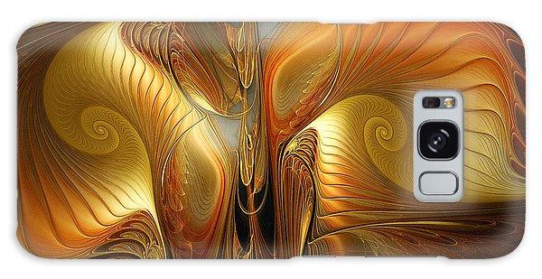 Surrealistic Landscape-fractal Design Galaxy Case