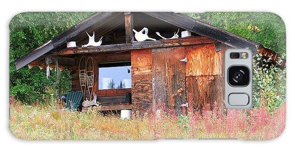 Susan Butcher's Cabin Galaxy Case