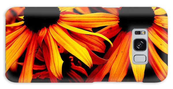 Susans On Fire Galaxy Case