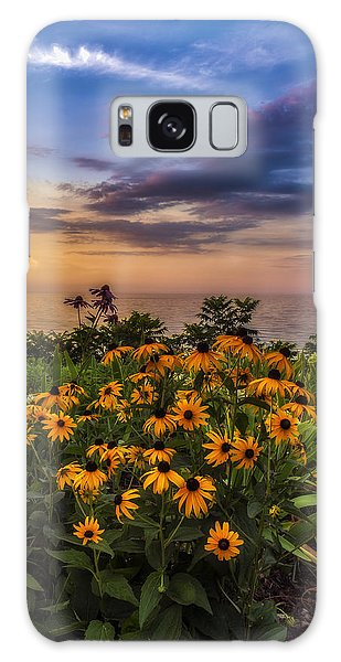 Susan's Sunset Galaxy Case
