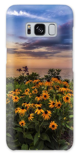 Susan's Sunset Galaxy Case
