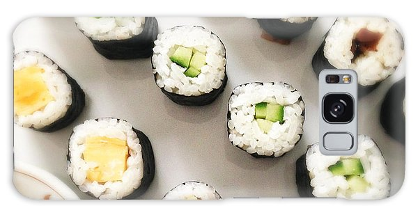 Food And Beverage Galaxy Case - Sushi by Matthias Hauser