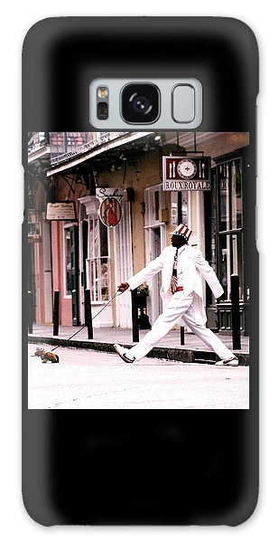 New Orleans Suspended Animation Of A Mime Galaxy Case