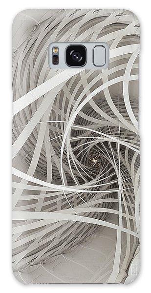 Suspension Bridge-fractal Art Galaxy Case