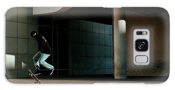 Jump Galaxy Case - Suspension by Ignasi Raventos