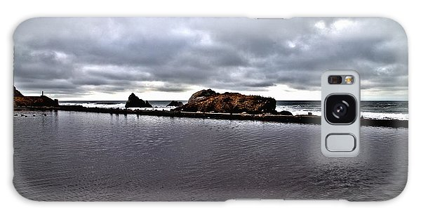 Sutro Baths Pool Galaxy Case
