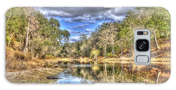 Suwannee River Scene Galaxy Case