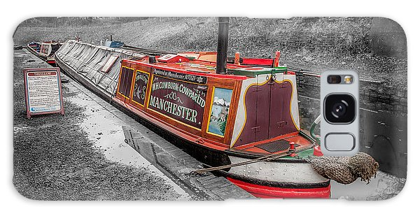 Swallow Canal Boat Galaxy S8 Case