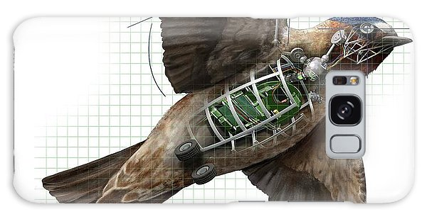 Swallow Galaxy Case - Swallow Drone Robotics by Nicolle R. Fuller