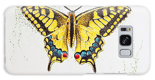 Swallowtail - Butterfly Galaxy Case