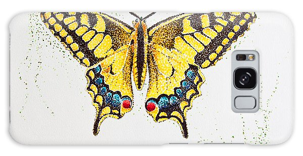 Swallowtail - Butterfly Galaxy Case by Katharina Filus