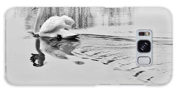 Swan Elegance Galaxy Case