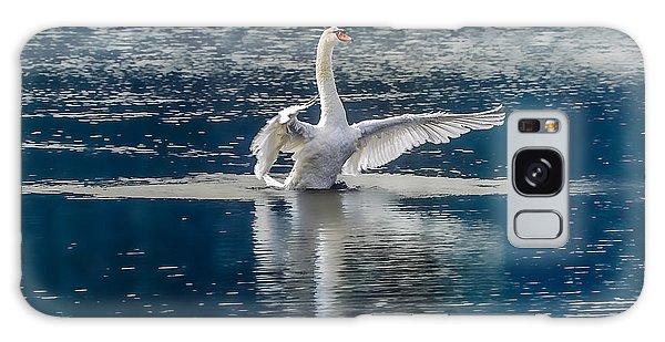 Swan Glory Galaxy Case