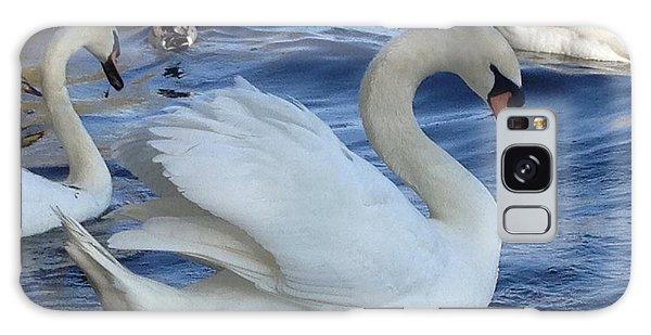 Swan Grace Galaxy Case