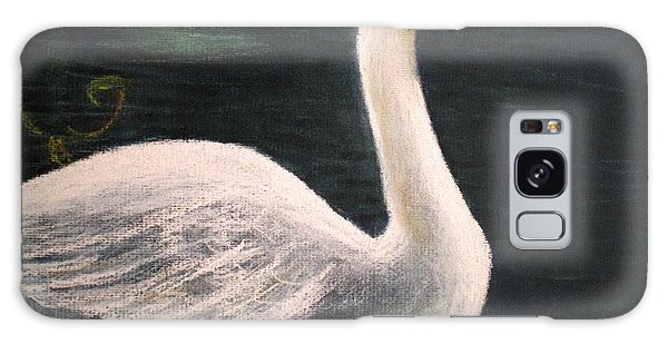 Swan I Galaxy Case