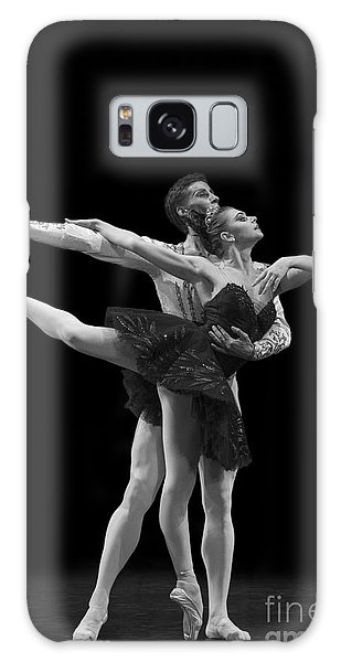 Swan Lake  Black Adagio  Russia  Galaxy Case