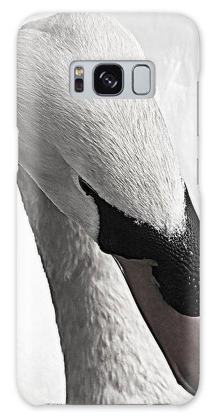 Swan Lake Showdown... Galaxy Case by Tammy Schneider