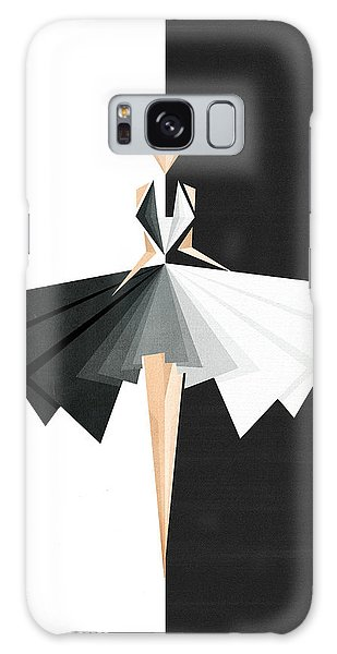 White Galaxy Case - Swan Lake by VessDSign