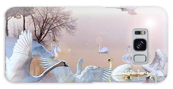 Swan Song Galaxy Case
