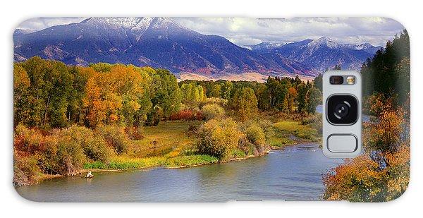 Swan Valley Autumn Galaxy Case