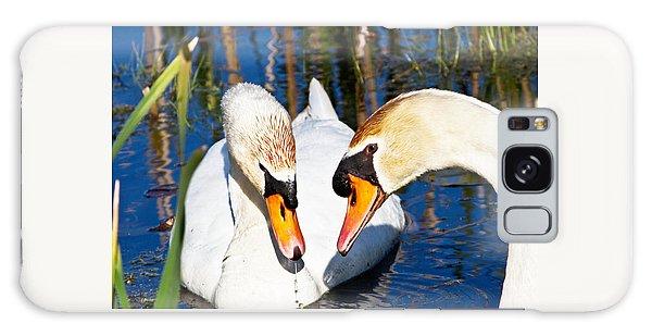 Swans Galaxy Case