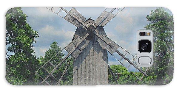 Swedish Old Mill Galaxy Case by Sergey Lukashin